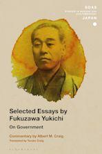 Selected Essays by Fukuzawa Yukichi cover