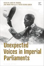 Unexpected Voices in Imperial Parliaments cover