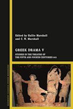 Greek Drama V cover