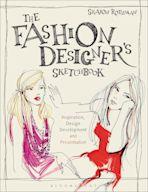 The Fashion Designer's Sketchbook cover