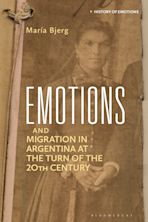 Emotions and Migration in Argentina at the Turn of the 20th Century cover