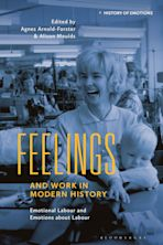 Feelings and Work in Modern History cover