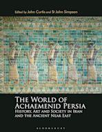 The World of Achaemenid Persia cover