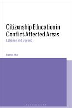 Citizenship Education in Conflict-Affected Areas cover