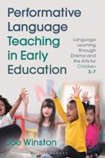 Performative Language Teaching in Early Education cover