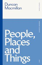 People, Places and Things cover