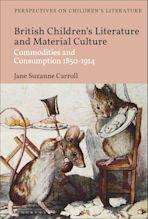British Children's Literature and Material Culture cover