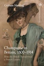 Champagne in Britain, 1800-1914 cover