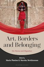 Art, Borders and Belonging cover