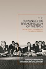 The Human Rights Breakthrough of the 1970s cover
