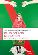The Bloomsbury Handbook of Religion and Migration cover