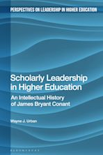Scholarly Leadership in Higher Education cover