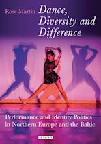 Dance, Diversity and Difference cover