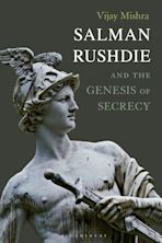 Salman Rushdie and the Genesis of Secrecy cover