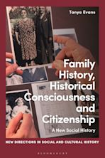 Family History, Historical Consciousness and Citizenship cover