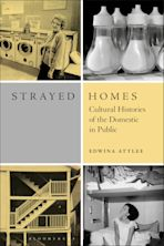 Strayed Homes cover