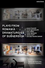 Plays from Romania: Dramaturgies of Subversion cover
