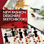 New Fashion Designers' Sketchbooks cover