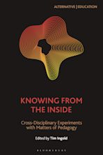 Knowing from the Inside cover