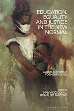 Education, Equality and Justice in the New Normal cover