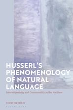 Husserl's Phenomenology of Natural Language cover