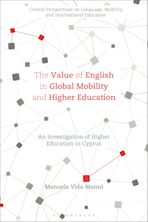 The Value of English in Global Mobility and Higher Education cover