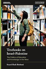 Textbooks on Israel-Palestine cover