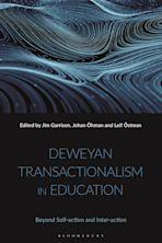 Deweyan Transactionalism in Education cover
