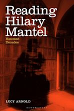 Reading Hilary Mantel cover