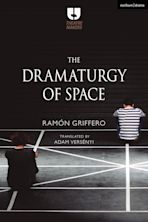 The Dramaturgy of Space cover