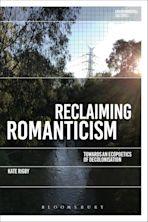 Reclaiming Romanticism cover