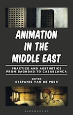 Animation in the Middle East cover