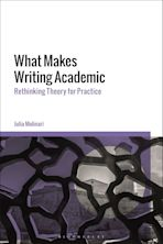 What Makes Writing Academic cover