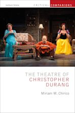 The Theatre of Christopher Durang cover