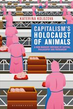 Capitalism's Holocaust of Animals cover