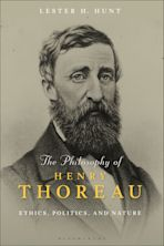 The Philosophy of Henry Thoreau cover