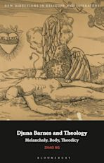 Djuna Barnes and Theology cover