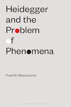 Heidegger and the Problem of Phenomena cover