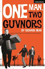 One Man, Two Guvnors cover