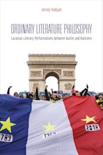 Ordinary Literature Philosophy cover