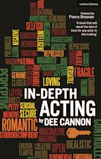 In-Depth Acting cover