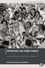 Inventing the Third World cover