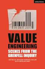 Value Engineering: Scenes from the Grenfell Inquiry cover