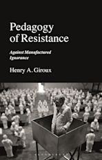 Pedagogy of Resistance cover