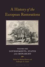 A History of the European Restorations cover