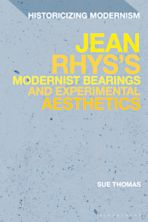 Jean Rhys's Modernist Bearings and Experimental Aesthetics cover