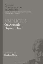 Simplicius: On Aristotle Physics 1.1–2 cover