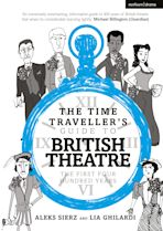 The Time Traveller's Guide to British Theatre cover