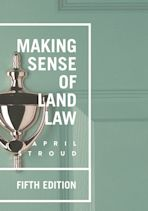 Making Sense of Land Law cover