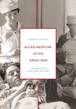 Allied Medicine in the Great War cover